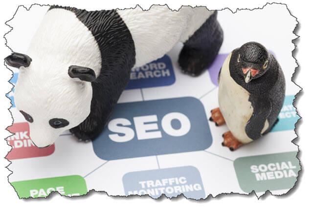 الگوریتم پنگوئن گوگل